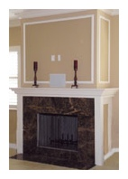 Fireplaces - Leading Edge Homes, Inc. - Home Remodeler